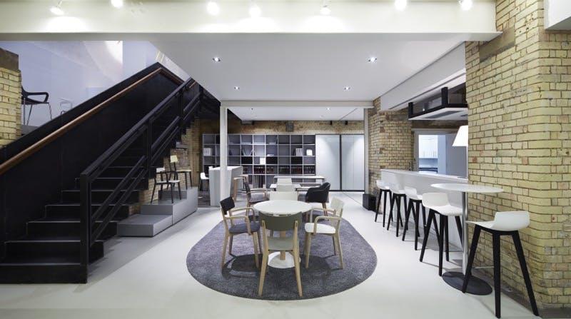 Brunner showroom benedetti architects archinect new london award 2014 retail winner world interiors news 2014 shortlist blueprint awards 2014 shortlist sbid international design 2014 shortlist wan malvernweather Image collections
