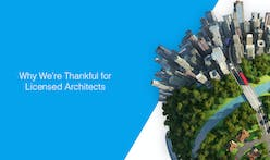 Why We're Thankful for Licensed Architects