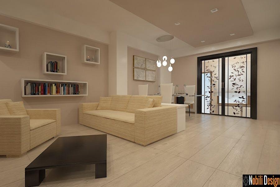 Design interior modern style apartment | Nobili Interior Design ...