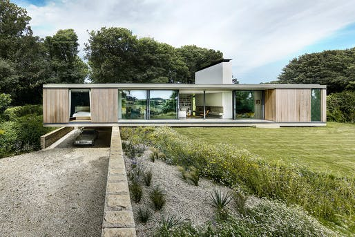 The Quest by Strom Architects - Swanage, Dorset, England. Photo: Martin Gardner.