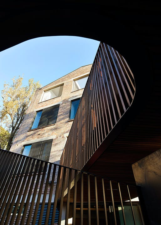 School - Completed Buildings Winner: Andrew Burges Architects, East Sydney Early Learning Centre, Sydney, Australia.