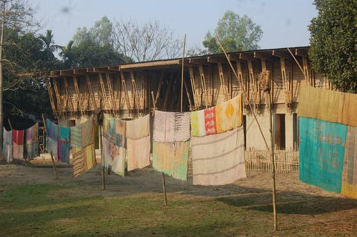 Anna Heringer, German, b. 1977, Martin Rauch; METI School, Rudrapur, Bangladesh, 2017