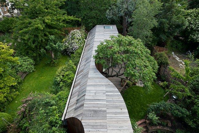 Tree House, 6a Architects. Photo: 6a Architects