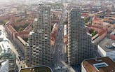 International Highrise Award 2020 goes to OMA's Norra Tornen in Stockholm