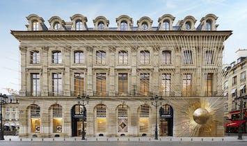 Peter Marino designs Louis Vuitton store in Paris's Place Vendôme