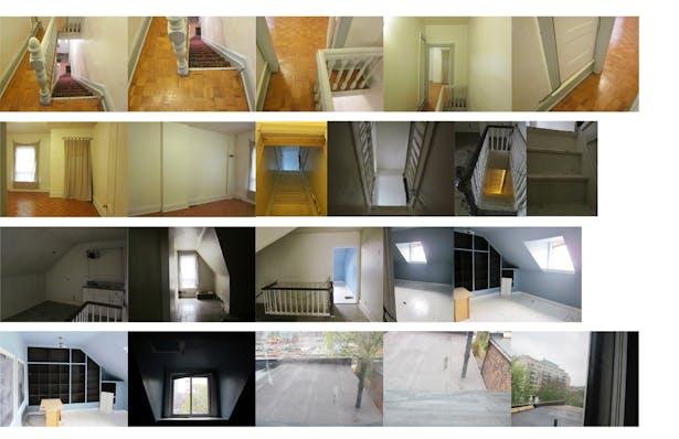 Interiors before transformation 3/3