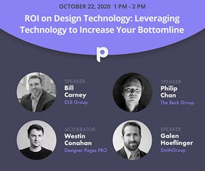 ROI on Design Technology: Leveraging Technology to Increase Your Bottomline