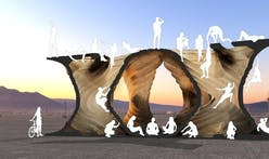 Latest University of Westminster Burning Man studio project needs a Kickstart