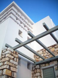 VILLA MELLA: TWO HOUSES IN PAROS