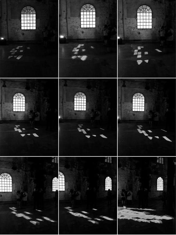 Nightlight, sequence