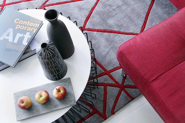 LLI Design - Butterton - Family Living Room Detail 2