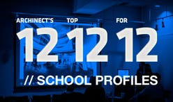 Archinect's Top 12 School Profiles for '12