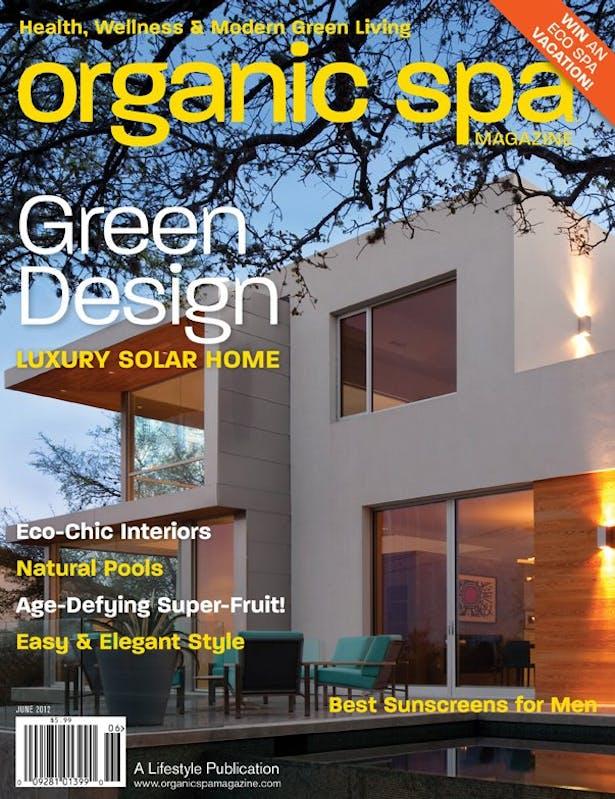 Organic Spa Mag - June 2012
