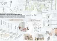 Inside Volumes - Renovation project for the ex military area P.F. in Ferrara - Italy