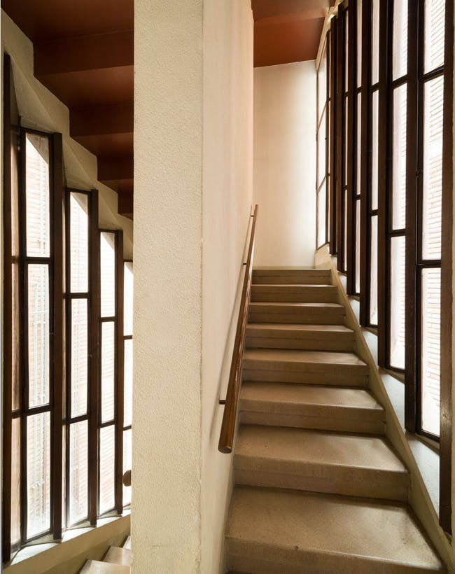 Bach 28 Apartments in Barcelona, Spain by Ricardo Bofill Taller de Arquitectura