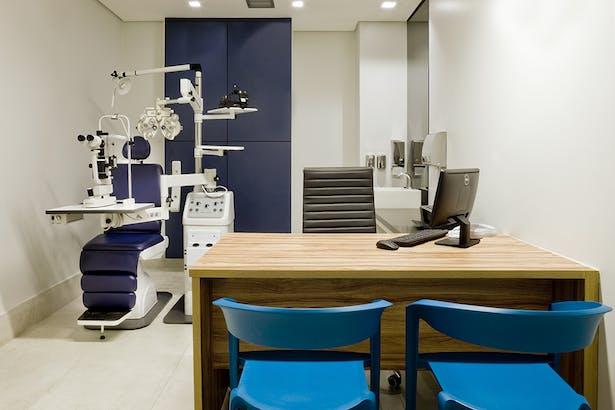 Um a um   Clinica Oftalmologica   Brasilia