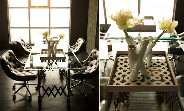 Dining + Work Area