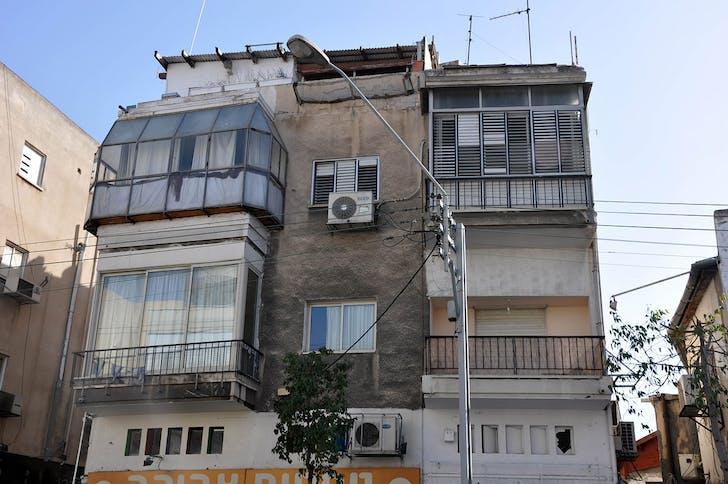 Tel Aviv: Residential expansion