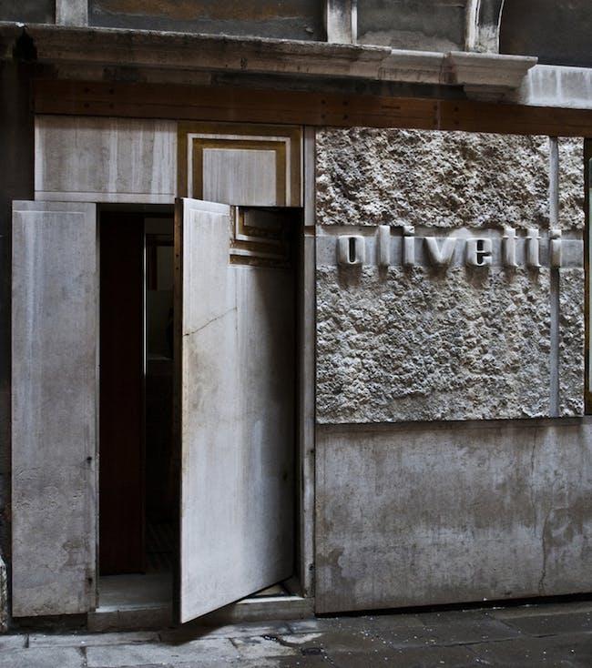 Olivetti showroom, Venice, Italy