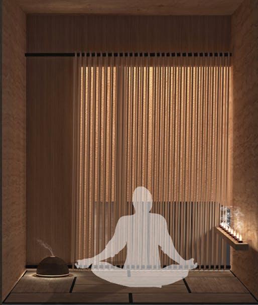 "1ST PLACE: ""Solo Cabin"" by David Florez, Stefani Zlateva | Austria"