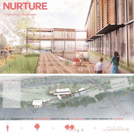 AIA COTE Top Ten Studnt Design Competition Winning Submission: NURTURE