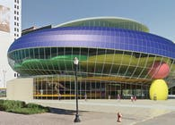 THE RING - Louisville Children's Museum / Revitalizing a Downtown Edge
