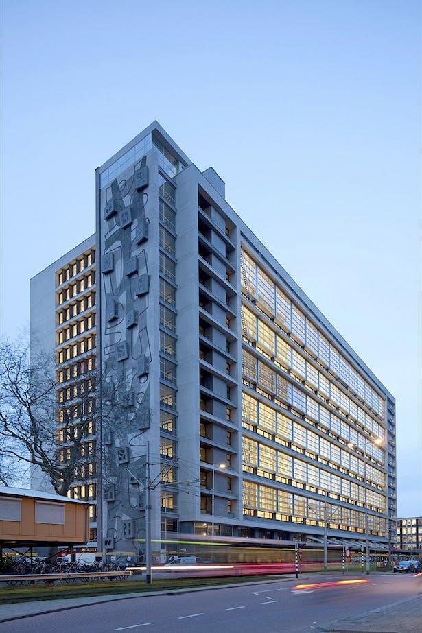 KAAN Architecten / photo Luuk Kramer