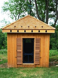 A Dovecote/Toolshed