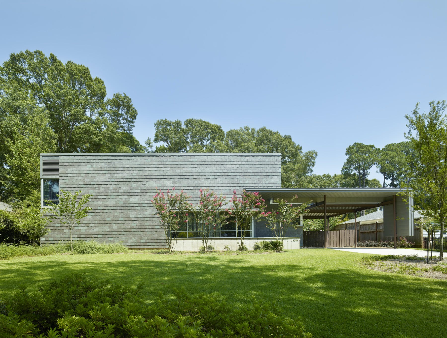 AIA Mississippi Recognizes Duvall Decker Architects Projects With