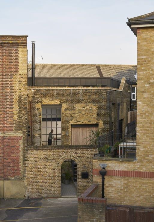 Gin Distillery; designed by Open Practice Architecture. Photo Credit: Leon Chew.