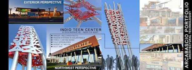 INDIO TEEN CENTER - INDIO, CA - 2007