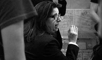 Diane Lewis, architect and eminent Cooper Union professor, has died