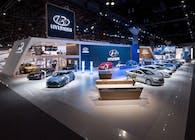 Hyundai at the Los Angeles Auto Show