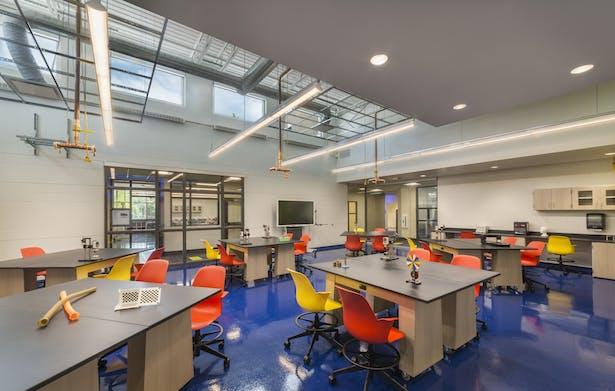 The John C. Dunham STEM Partnership School, Cordogan Clark & Associates