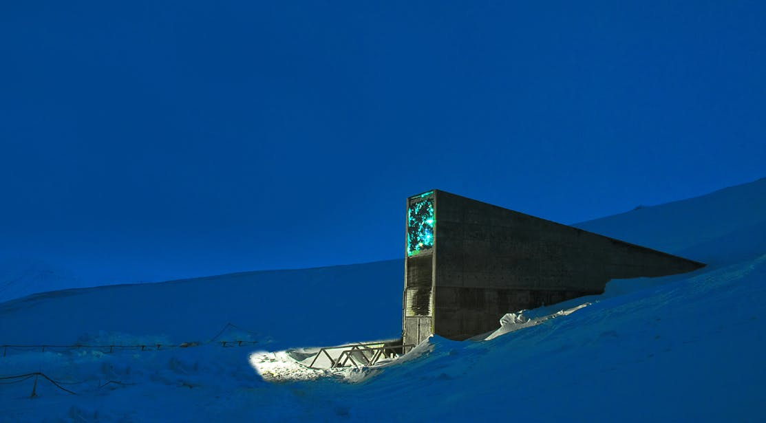 Tour Norway S Doomsday Seed Vault Deep Within The Arctic Circle