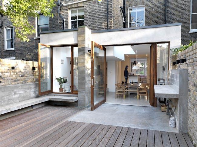 Stoke Newington in London, UK by ZCD Architects