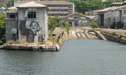 "JR's ""Wrinkles Of The City"", portraying the faces affected by gentrification and rapid urbanization, hits Istanbul"