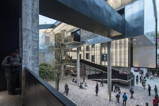Lianzhou Museum of Photography in Lianzhou, China by O-office Architects/Jianxiang He & Ying Jiang. Photo: Chao Zhang.