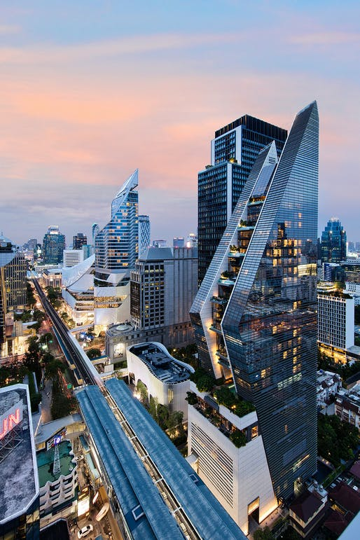 Rosewood Bangkok © Connie Zhou