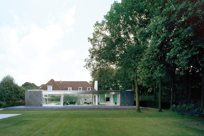 Villa Bollen by One Architecture. Photo courtesy of One Architecture.