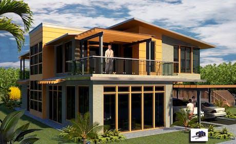 'Zen my house'..Project