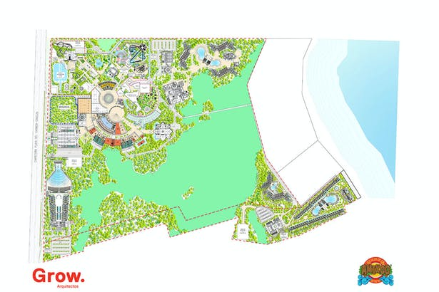 Parque Tematico Amikoo - Grow Arquitectos