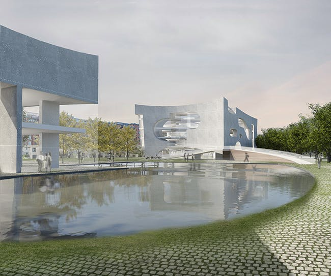 Credit: Steven Holl Architects