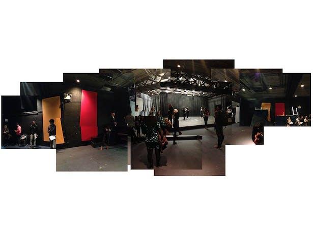 HSA Theater