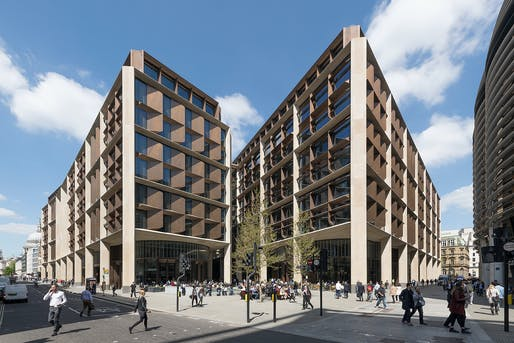 Photo: Nigel Young, Foster + Partners.