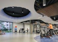 UCLA Bruin Fitness Center