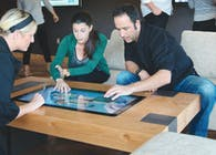 Interactive Coffee Table