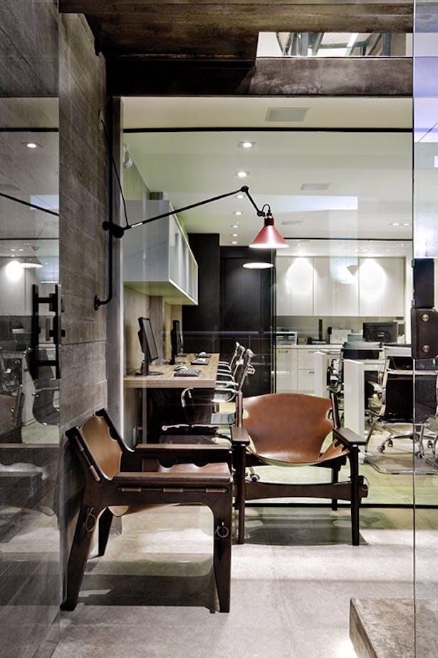 Um a um   Tarso Offices   Brasilia