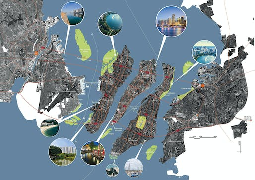 Oresund City – a new European metropolis by 2030 by Sweco Architects AB