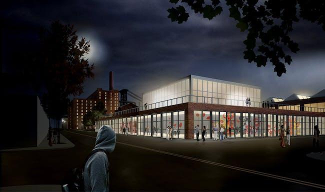 Theater. Image: HAO